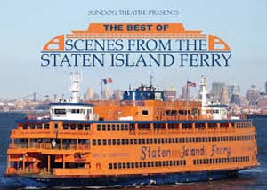 Scenes from the Staten Island Ferry 2011
