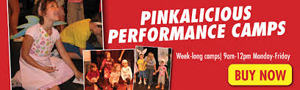 Pinkalicious Performance Camp